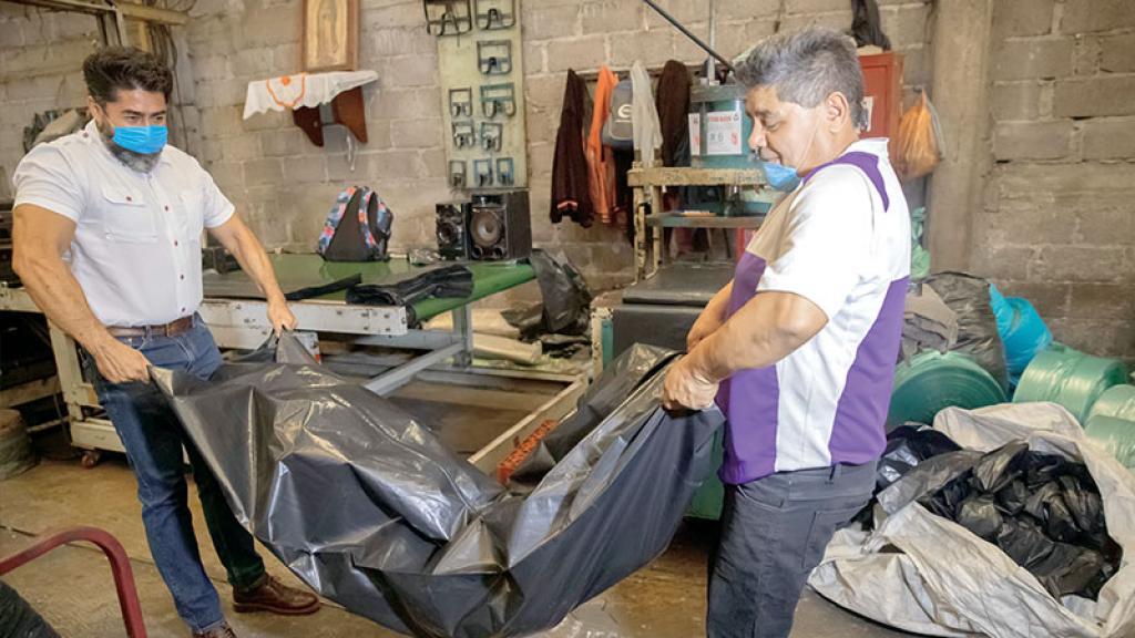 Covid Cuarentena bolsas tvnotas