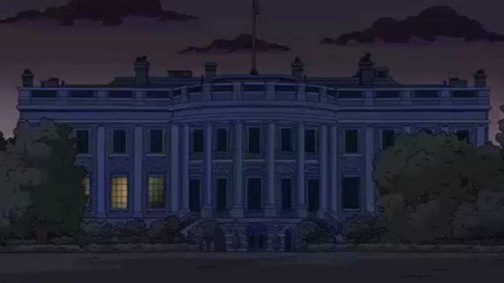 Los Simpson lo volvieron hacer predijeron otro evento en EE,UU.
