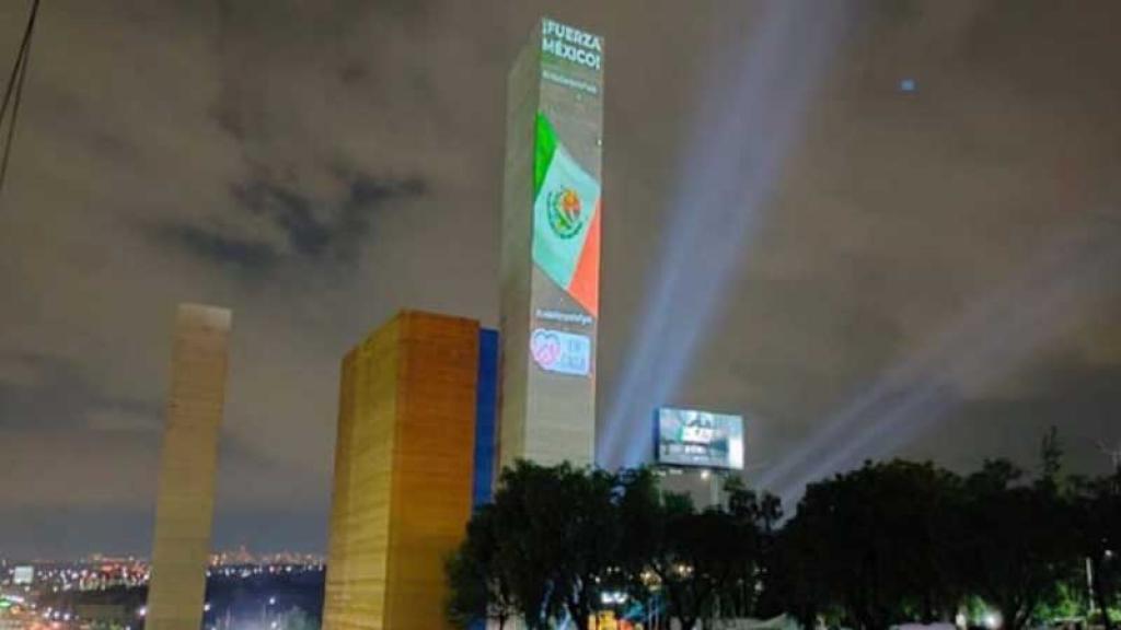 El homenaje fue aplaudido por varios internautas
