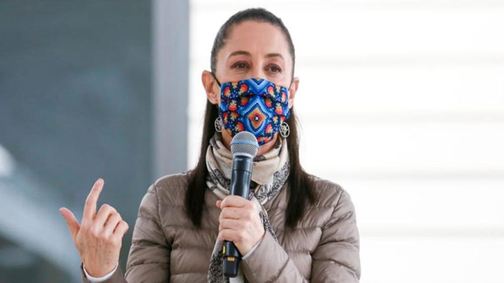 Claudia Sheinbaum Jefa de Gobierno CDMX Pandemia Covid-19 Confinamiento Aislamiento José Alfonso Suárez del Real y Aguilera