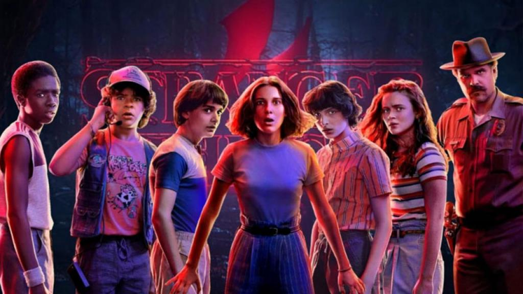 stranger things película