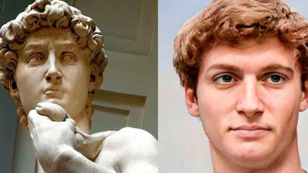 inteligencia artificial rostros personajes históricos jesús
