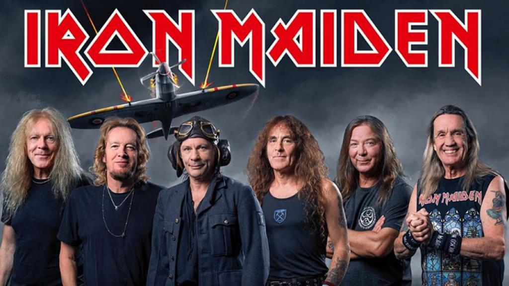 iron maiden disco mexico conciertos