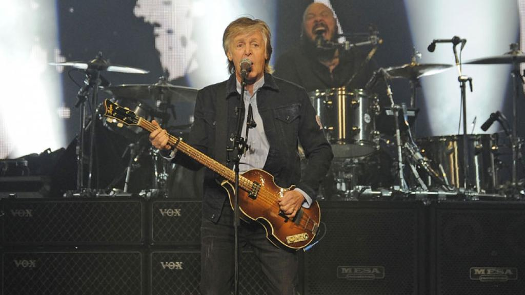 Paul McCartney nuevo disco