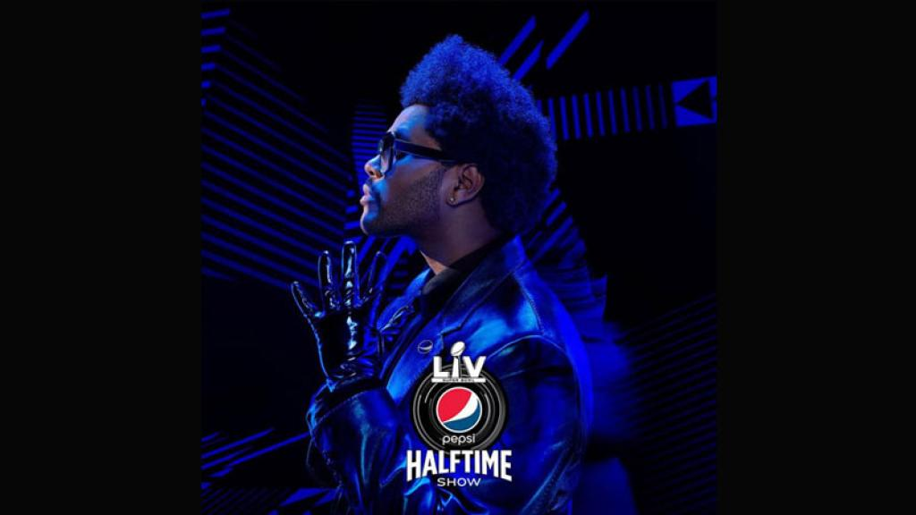 the weeknd super bowl pepsi