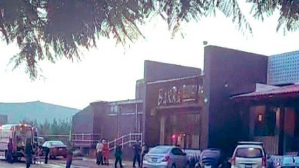 Explosivos en restaurante de Salamanca dejan heridos.