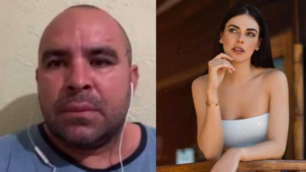 El paparazzi Ernesto Zepeda tiene la primera audiencia virtual en contra Livia Brito
